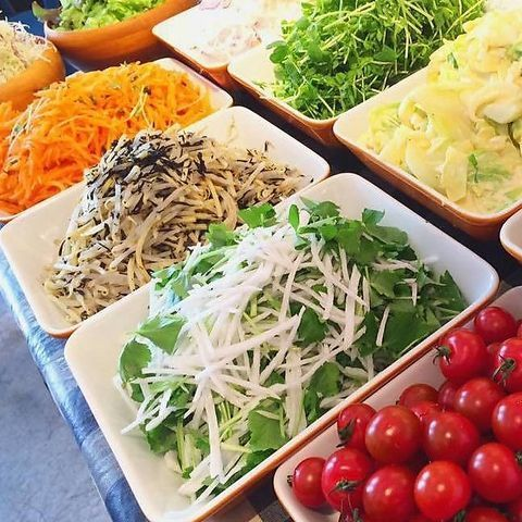 表参道の食べ放題が楽しめるお店4選♡ランチからたらふく食べよう!の画像