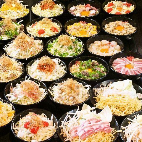 【国分寺】お腹が空いたら食べ放題へ!おすすめのお店6選の画像