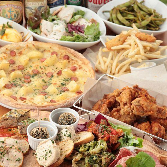 たまプラーザで美味しいピザ!家族や友人とゆっくりできるお店7選の画像