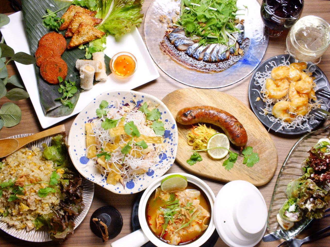 八王子の美味しいタイ料理屋さん7選!近くのお店でタイ旅行気分に♡の画像