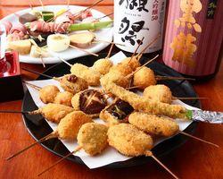 【立川】お酒との相性バツグン◎おすすめの串揚げ屋さんご紹介♪