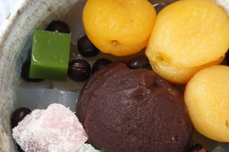 【浅草】筆者おすすめ!癒しのあんみつが食べられる甘味処6選♡の画像