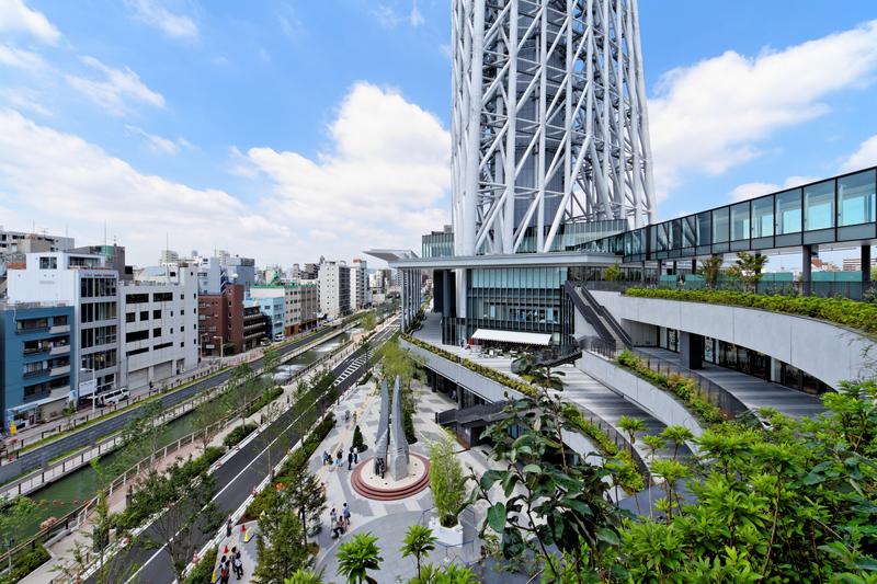 東京観光の定番地!東京ソラマチおすすめスポット4選