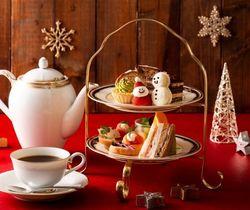 クリスマス限定アフタヌーンティーセット♡千里阪急ホテルにて販売開始!