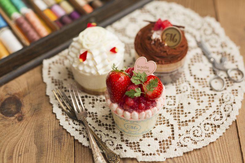 新宿でケーキを食べるならこの11選♡カフェから人気高級店まで!の画像