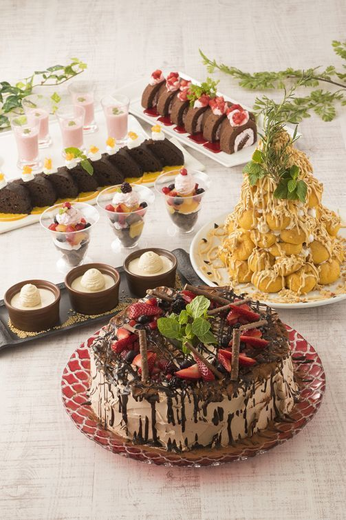 【浜松町×食べ放題】美味しいものを心ゆくまで楽しもう!7選特集の画像