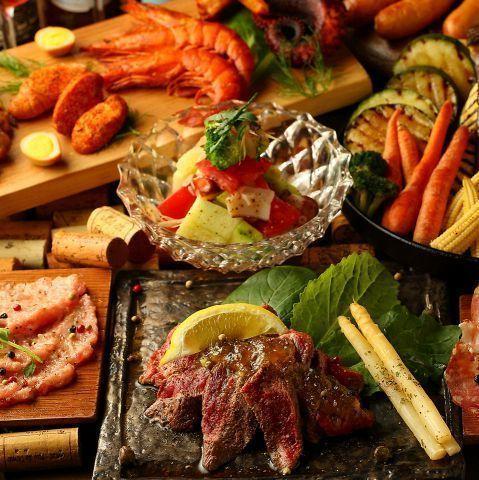 【高田馬場×肉バル】美味しい肉とお酒が揃うオススメ5選♪の16枚目の画像の画像