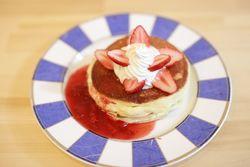 【ふわふわパンケーキから朝食まで】浅草駅近カフェ巡り!