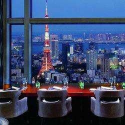 東京タワーが見えるレストランで贅沢ディナーするならここ!!
