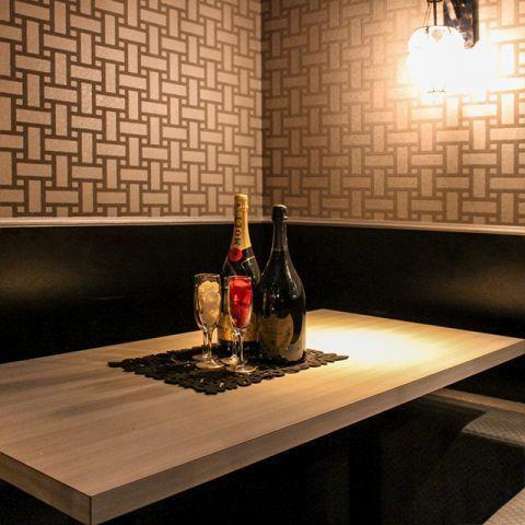 新宿の個室でまったり過ごせる!デートや二次会にぴったりな10選◎の画像