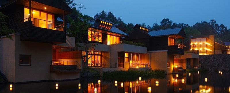 【軽井沢のホテル】温泉付きおしゃれ宿7選!泊まるなら癒しの人気宿で