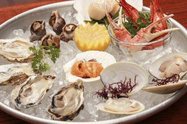 【銀座×牡蠣】生も焼きも!美味しい牡蠣が食べられるお店7選の画像