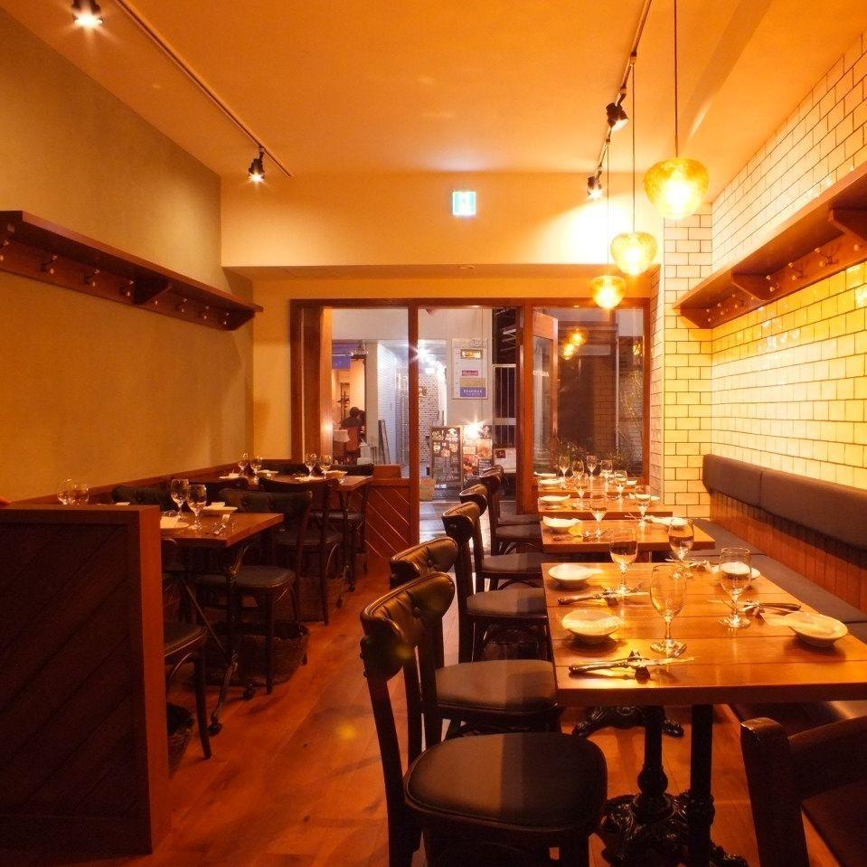 夜の銀座で美食を堪能!おしゃれ&雰囲気抜群なレストラン8選の画像
