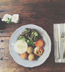 【居心地抜群】高円寺の穴場カフェで食べるおしゃれランチ♪