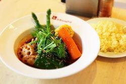 ランチでもディナーでも♪恵比寿で必食のスープカレーはこれだ!