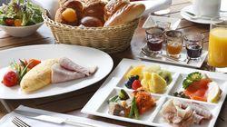 【極上の贅沢】丸の内のホテルで素敵な朝食を食べませんか♪