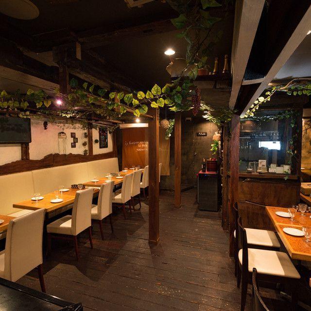 田町のオフィス街でイタリアンを食べるなら!厳選10店♪の画像