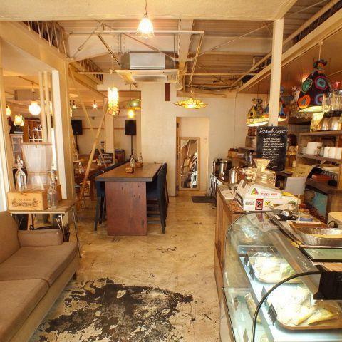 原宿の喫茶店でほっと一息♡おしゃれな穴場をこっそりご紹介!の6枚目の画像の画像