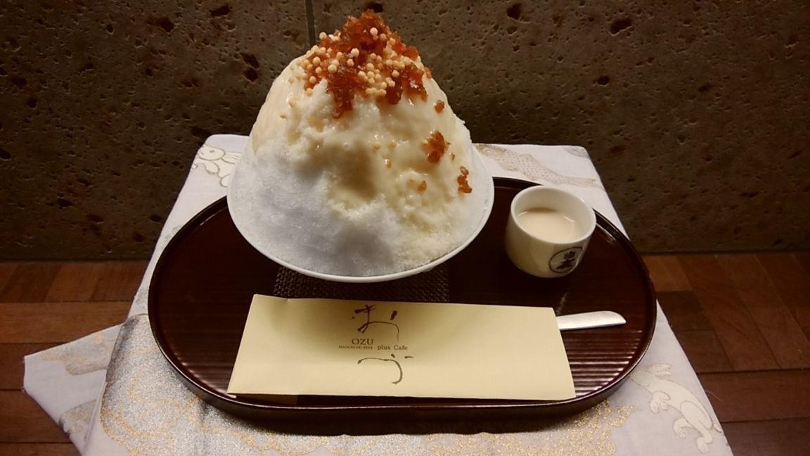【2020年】京都のかき氷おすすめ14選!ふわふわ絶品かき氷もの画像