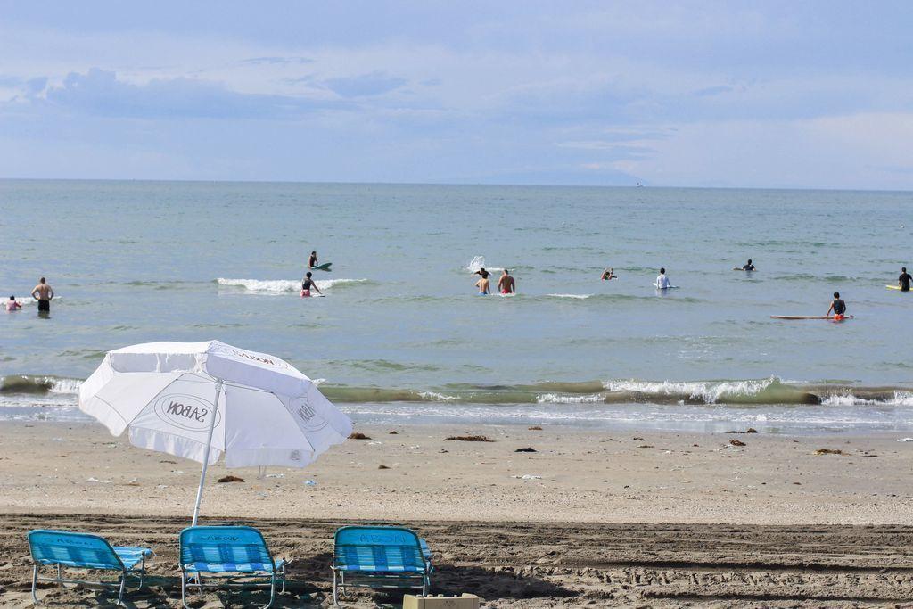 神奈川のおすすめ海水浴場6選!綺麗な海で休日を過ごそうの画像
