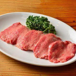 中野のおすすめ牛タンスポット!肉寿司から韓国料理まで厳選6選の画像