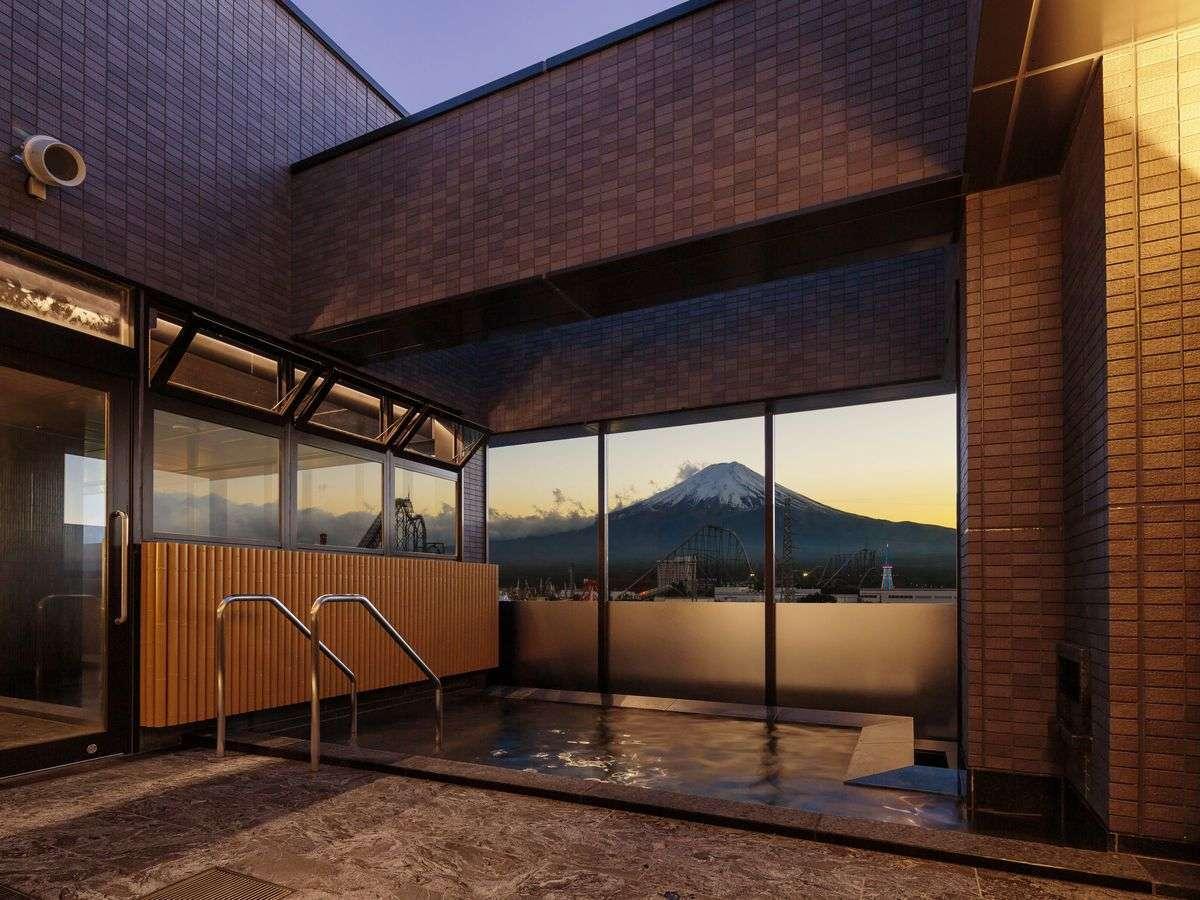 【富士急ハイランド近く】安い宿から高級ホテルまでご紹介!の画像