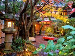 【京都】素敵な大浴場があるホテルで、安らぎの旅を!