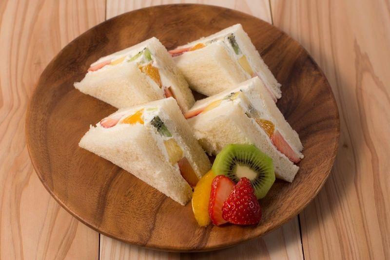 果物と生クリームの最強コラボ!東京のおすすめフルーツサンド6選♡