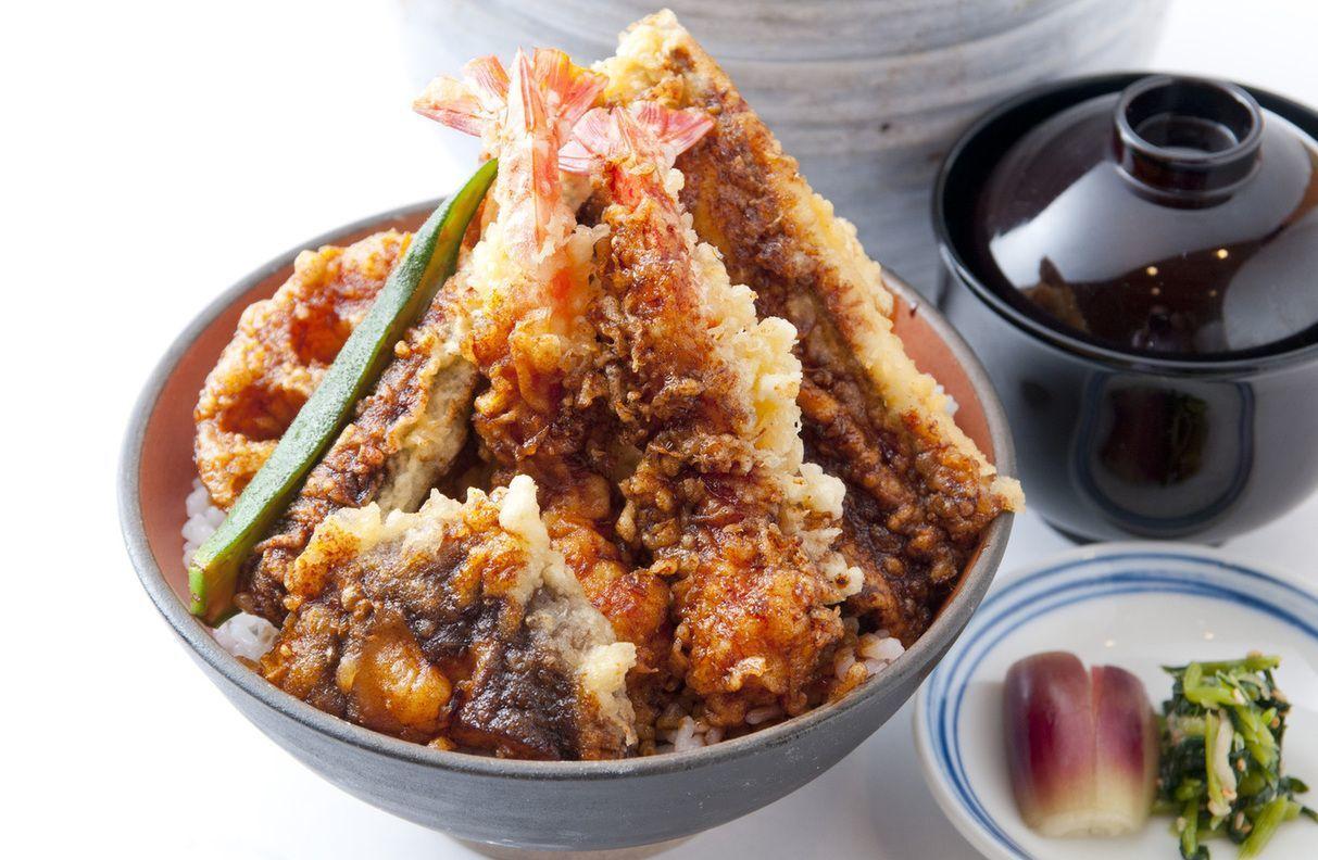 【銀座】贅沢ランチにもってこい♡おすすめの絶品天ぷら屋をご紹介の画像