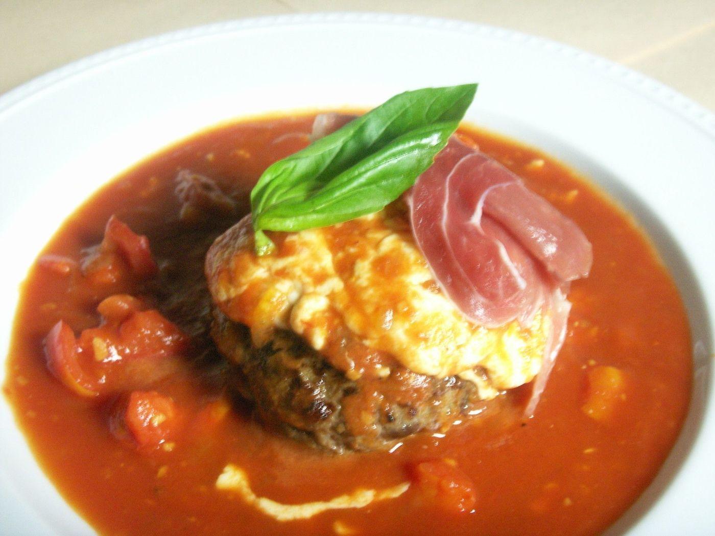 【立川】肉汁溢れる絶品ハンバーグ!ランチが人気の穴場的お店7選の画像