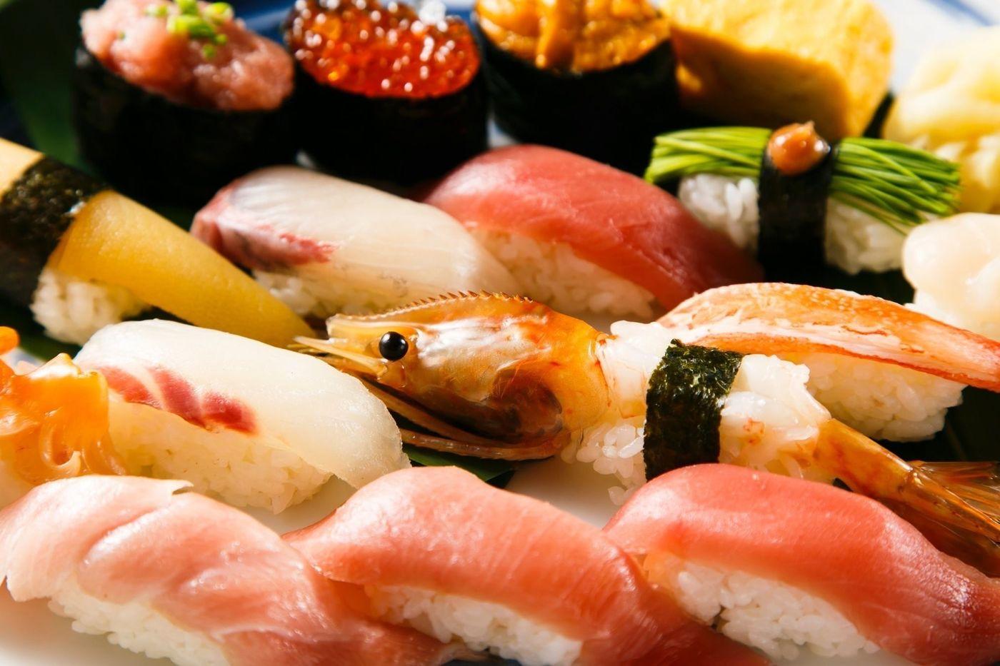 新宿で寿司をコスパ良く食べよう!食べ放題から高級店まで9選ご紹介の12枚目の画像の画像
