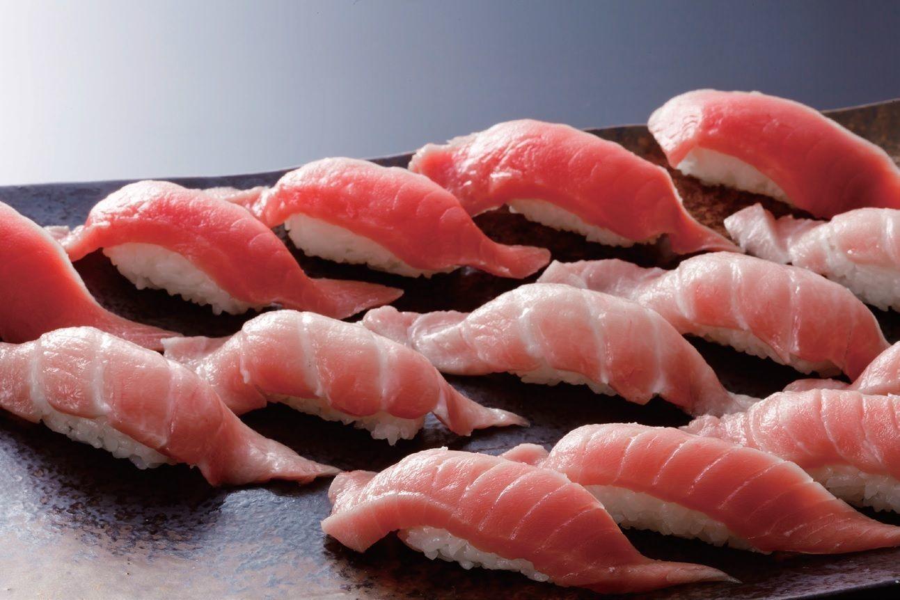 新宿で寿司をコスパ良く食べよう!食べ放題から高級店まで9選ご紹介の画像