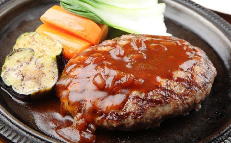 横浜で味わえる!!男女共に食べたくなるハンバーグ特集♡の画像