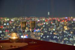 【厳選】新宿で夜景が見られるオススメのレストランをご紹介♡