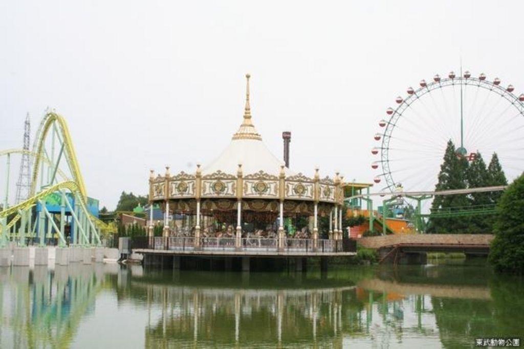 東武動物公園は魅力的な乗り物のある遊園地!地元民が見どころ紹介!の画像