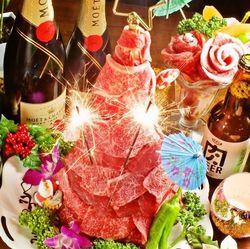 新宿でコスパ抜群の焼肉食べ放題を食べるなら!個室付き店もご紹介♪