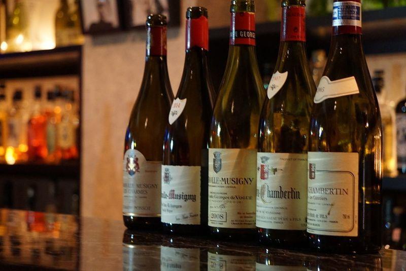 麻布十番 ワイン