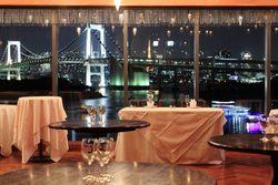 【お台場デート】おしゃれなカフェでいつもとは違う贅沢なひと時を♡