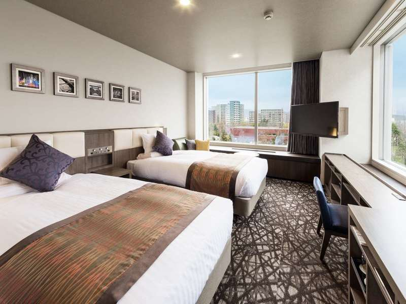 【札幌高級ホテル】おすすめ5選!泊まりたい人気宿で素敵な旅を