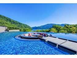 観光地箱根に新たにOPENした温泉付きホテル「はなをり」って?