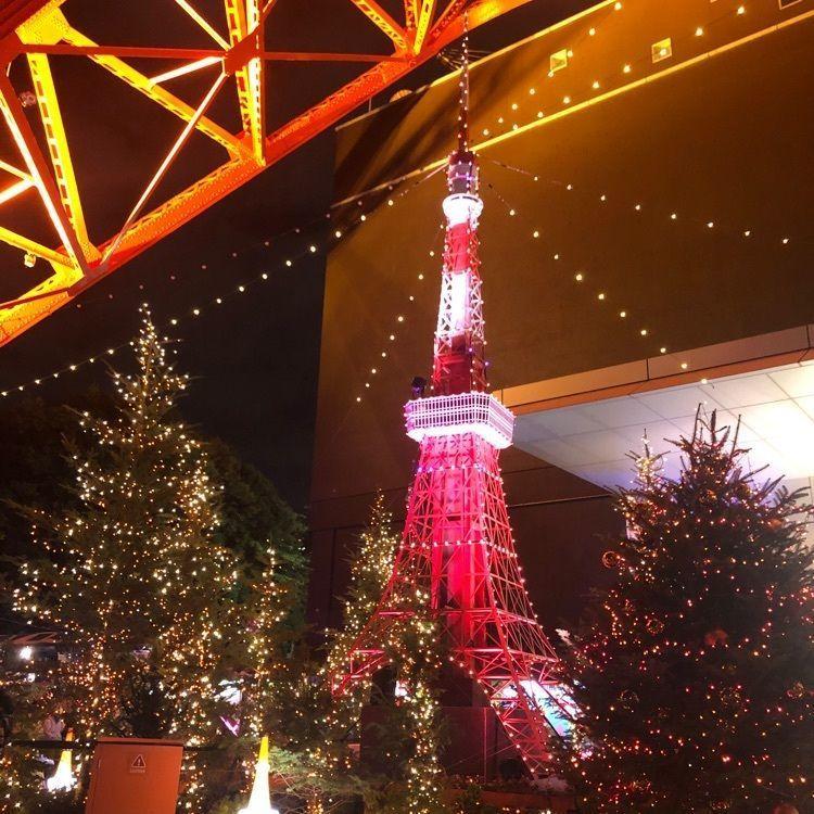 クリスマス デート イルミネーション