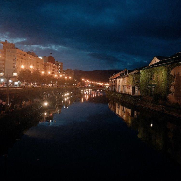 #小樽 #小樽運河 #おでかけ
