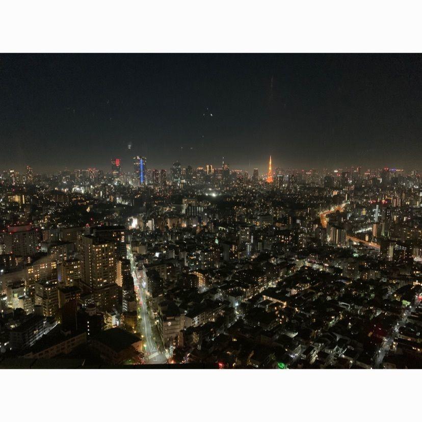 #恵比寿ガーデンプレイス #スカイラウンジ #夜景 #東京 #山分け