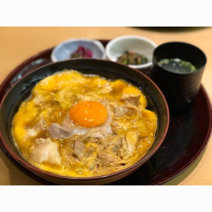 #名古屋コーチン親子丼 #食欲の秋