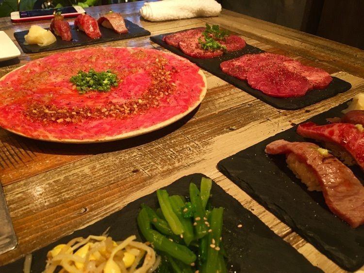 #Kintan #六本木 #焼肉