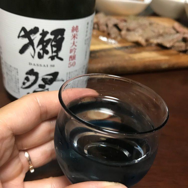 #日本酒 #獺祭 #冷酒