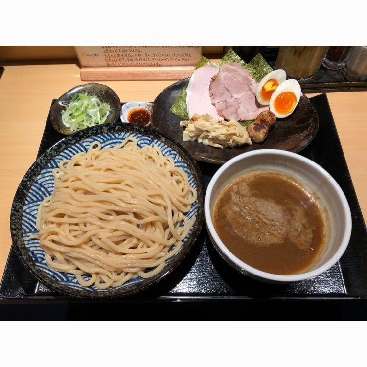 #はじめての投稿 #つけ麺 #つけ麺道 #亀有 #亀有グルメ #おでかけ #aumo