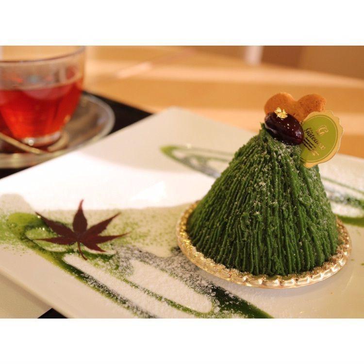 #京都 #河原町 #京都カフェ #抹茶 #モンブラン #カメラ #Canon #m10 #Canonm10 #📸 #わたしのおでかけ #aumo #グルメ
