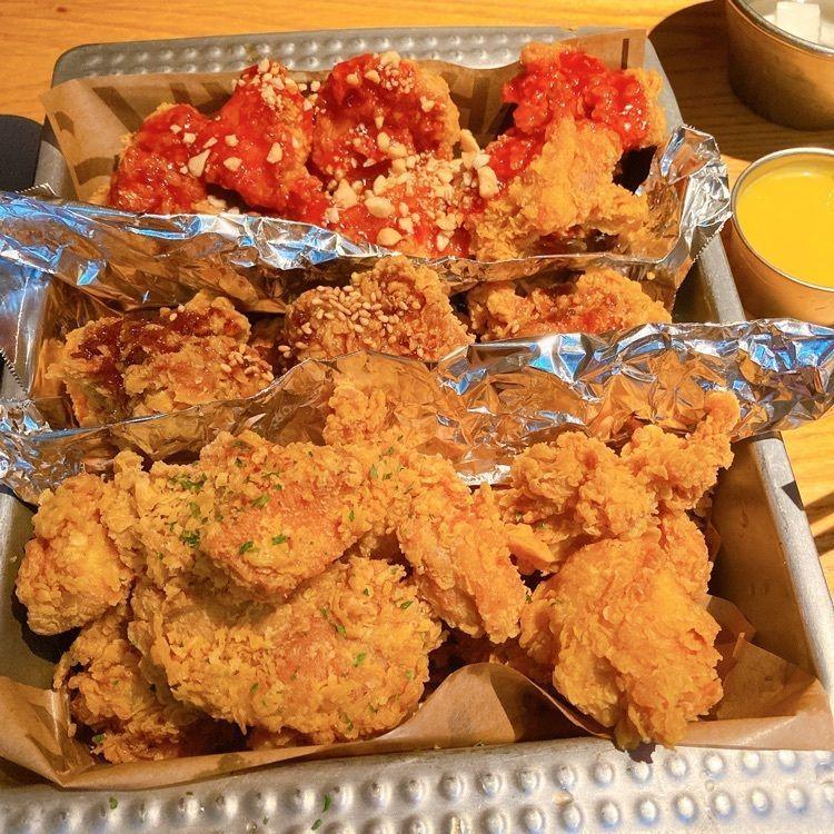 #韓国料理 #チキン