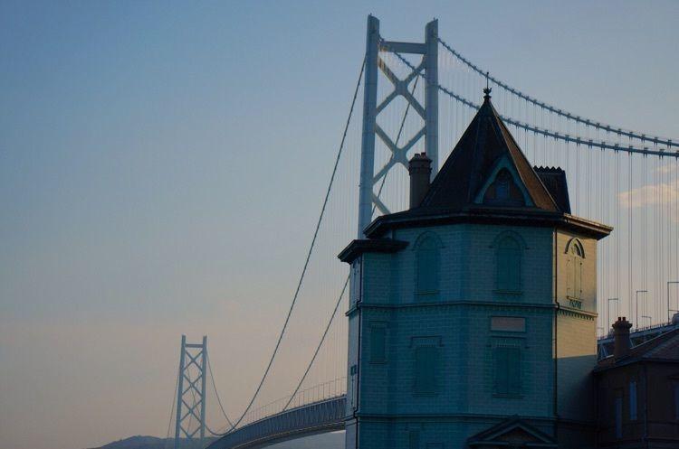 #旅行 #神戸 #舞子公園 #明石海峡大橋